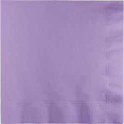 Luscious Lavender Lunch Napkins - 50PC-0