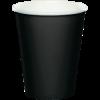 Black Paper Cups - 24PC-0