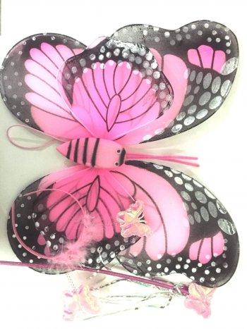 Butterfly Wings 2D-0