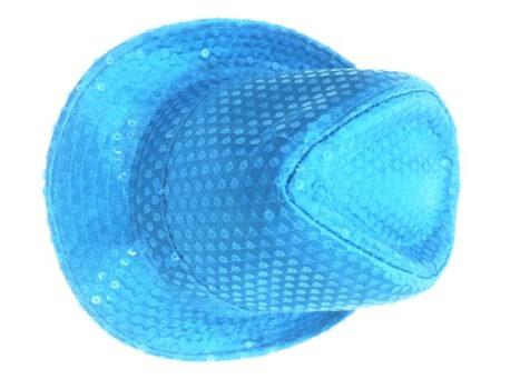 Neon Sequin Hat-0