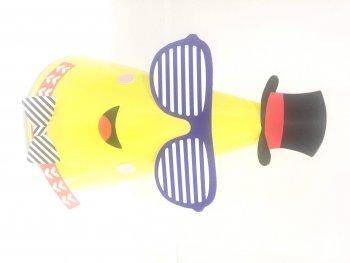 DIY Hat Kit Yellow - 6PC-0
