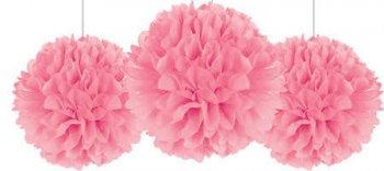 Pink Fluffy - 1PC-0