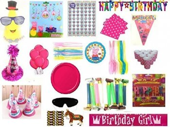 Peppa Pig Party Kit-Party On demand Package-0