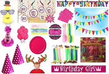 Birthday Girl-Party On demand Package-0