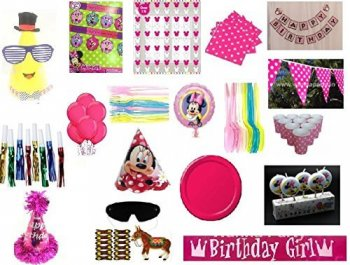 Minnie Mouse Party-Party On Demand Package-0