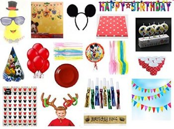 Mickey Mouse Party-Party On Demand Package-0