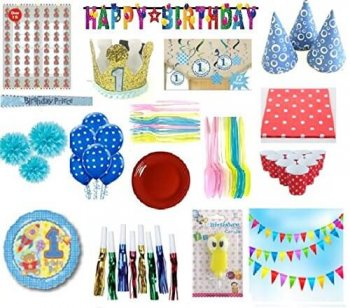 1st Birthday Boy-Party On Demand Package-0