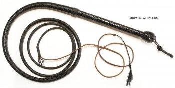 Black Bachelorette Whip-0