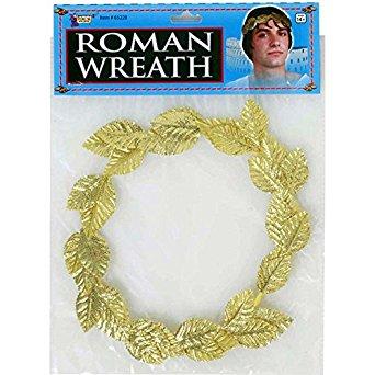 Roman Wreath Headband-0