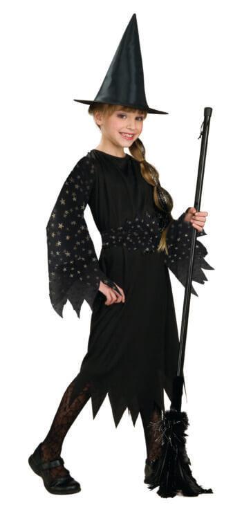 Kids Witch Costume-0