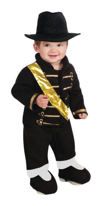 EZ-On Romper Infant Michael Jackson Costume-0