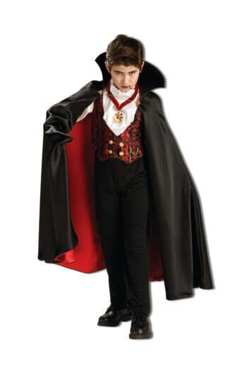 Child Transylvanian Vampire Costume-0