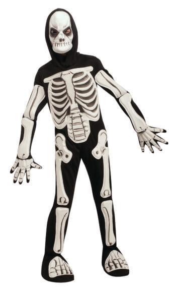 Skeleton Kids Costume-0
