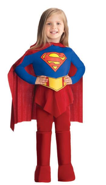 Kids Supergirl Costume-0