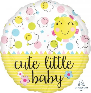 "Cute Little Baby Sunshine 18"" S40-1PC-0"