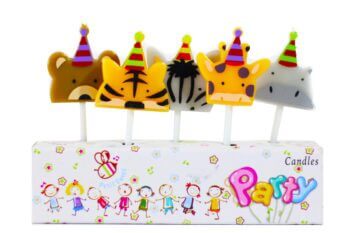 Jungle Animal Set - 5PC-0