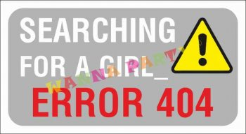 Searching For A Girl Photo Prop-0