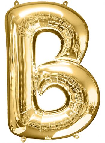 "40"" Alphabet B Balloons-0"