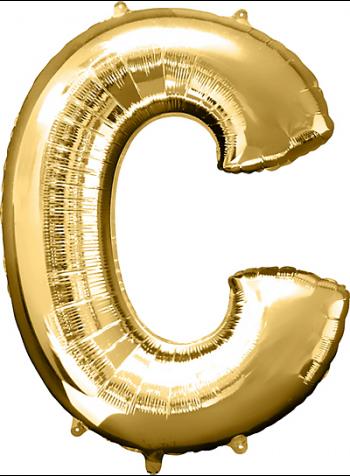 "40"" Alphabet C Balloons-0"