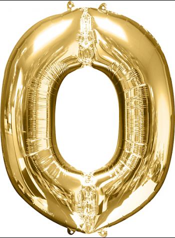 """40"""" Alphabet O Balloons-0"""