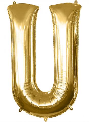 """40"""" Alphabet U Balloons-0"""