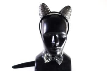 Cat Ears Set w/ Sequin-0