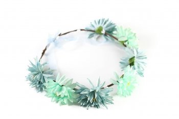 Floral Headband-0