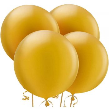 "36"" Golden Bladder Balloons - 1PC-0"