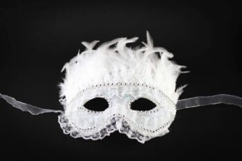 White Mask Net-0