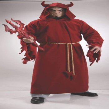 Adult Devil Lord Costume-0