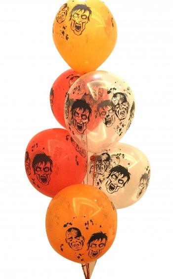 Halloween Balloons - 15PC-0