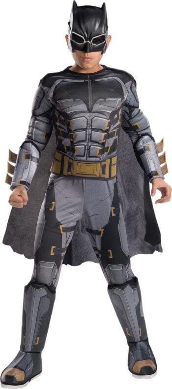 Kids Deluxe Tactical Batman Costume Medium-0
