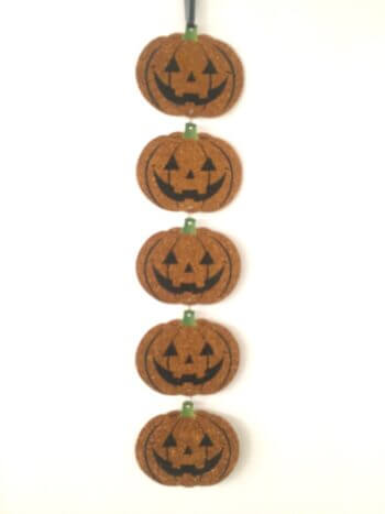 Pumpkin String Decoration - 4FT-0
