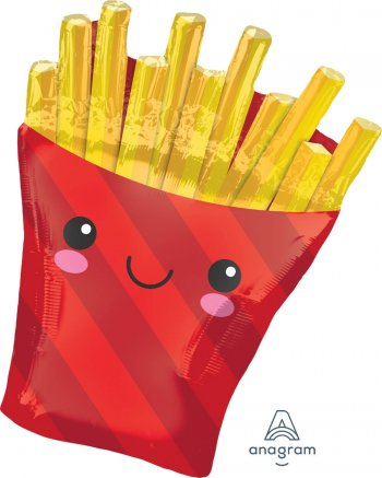 Large Shape French Fries P30-0