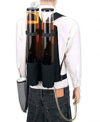 Back Pack Double Beer Dispenser - 3L*2-0