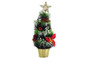 Christmas Tree Centerpiece w/Bucket-0
