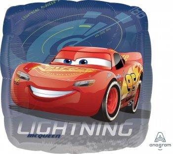 "Lightning Mcqueen Cars Balloons 18"" S60-0"