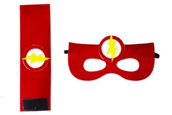 Flash Eye Mask & Wrist Band Set-0