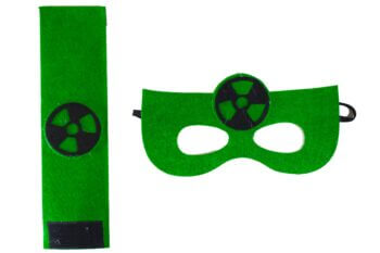 Hulk Eye Mask & Wrist Band Set-0