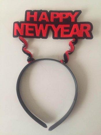 Happy New Year Headband-0