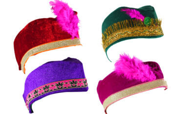 Qawal Hats For Woman -1PC-0