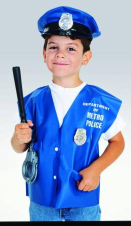 Police Officer Accessory Kit-0