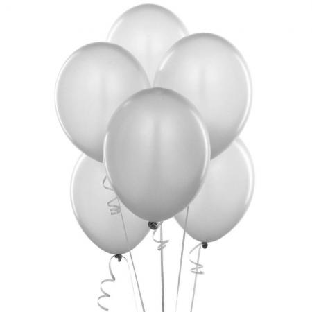 Transparent Balloons - 10PC-0
