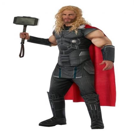 Thor Costume Deluxe Adult-0