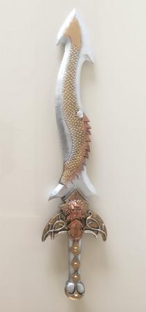 Bronze Roman Sword-0