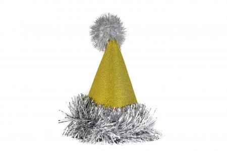 Golden Pom Pom Medium Hat-0