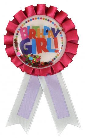 Birthday Girl Award Ribbon_702357A