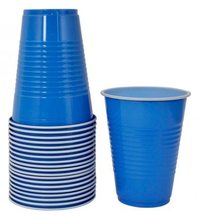 Beer Pong Cups Blue_702344A