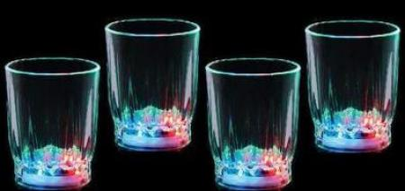 Light Up Shot Glasses 1PC-0