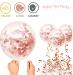clear confetti balloons 702548b